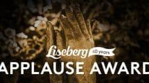 Zum 40. Geburtstag bekommt der Applause Award ein neues Logo. © Liseberg