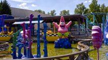 Patrick hat bereits großen Spaß im Movie Park Germany © Christopher Hippe / ThemePark-Central.de