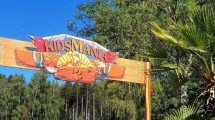 Hier beginnt das Kidsmania Abenteuer © Tatzmania