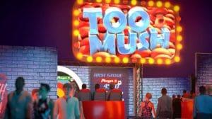 """""""TooMush"""" ist die neue einmalige IP für """"Smash & Reload"""" © BoldMove"""