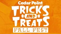 "Das neue ""Trick and Treats Fall Fest"" in Cedar Point © Cedar Point"