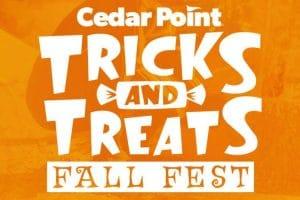 "Das neue ""Trick and Treats Fall Fest"" in Cedar Point © Cedar Point"
