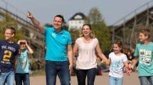 Landesfamilienpass-Aktionstag im Erlebnispark Tripsdrill © Erlebnispark Tripsdrill