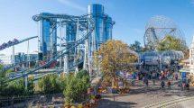 13 spektakuläre Achterbahnen versprechen auch in der Herbstzeit grandiosen Fahrspaß. © Europa-Park Resort