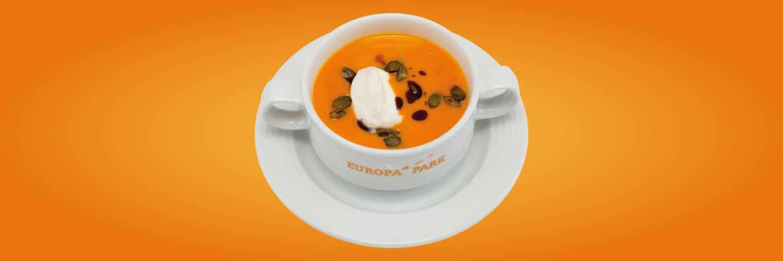 Unglaublich lecker! Die Spooky Soup aus dem Europa-Park © Europa-Park Resort
