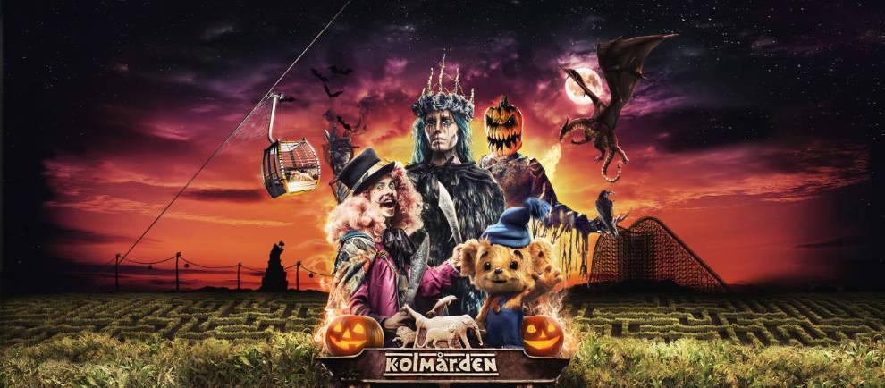 Halloween wird 2020 besonders spannend! © Kolmården
