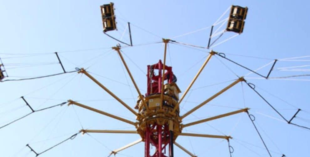 Swing Tower © SBF Visa