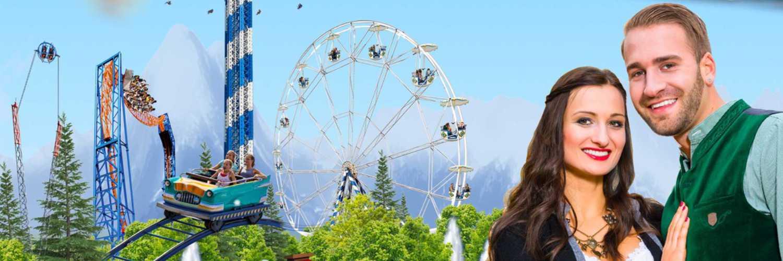 Wiesn-Wochenenden im Skyline Park © Skyline Park
