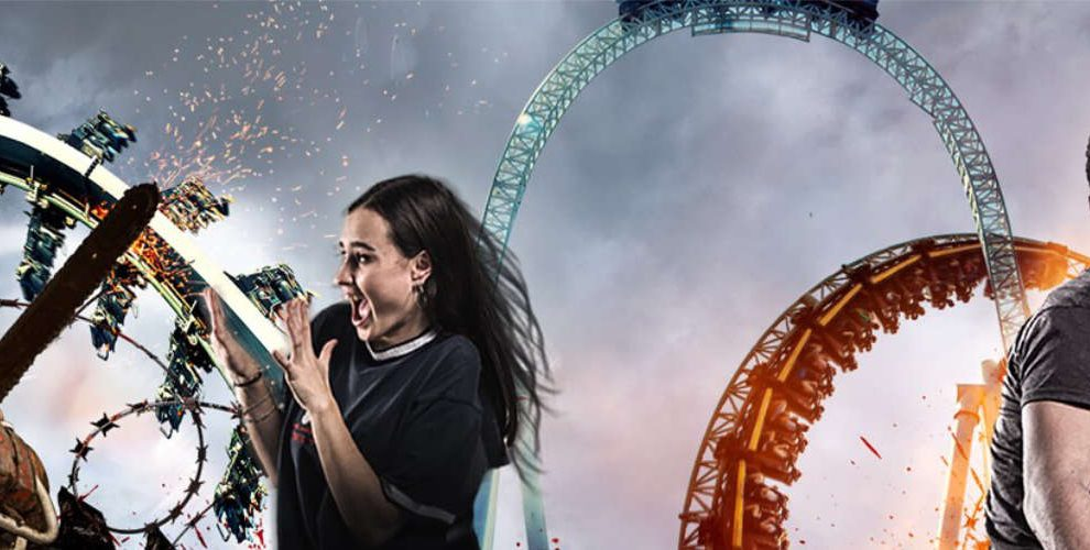 "Fright Nights ""FEARSTIVAL"" © Thorpe Park Resort"
