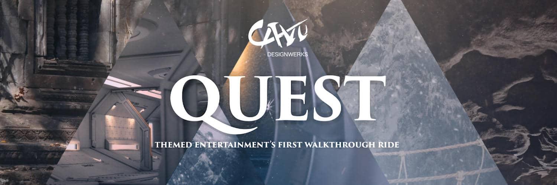 """""""Quest"""" lässt immersive Geschichten komplett neu erleben. © CAVU Designwerks"""