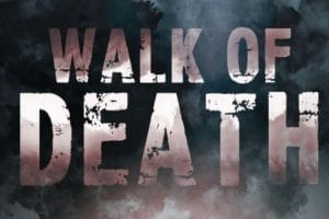 "Der ""Walk of Death"" ist Europas längste Halloween Attraktion © Holiday Park"