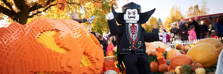Legotastisches Halloween erleben. © Legoland Billund Resort
