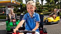 """Verkehrsregeln spielerisch in der """"Trafikskolen"""" lernen © Legoland Billund Resort"""
