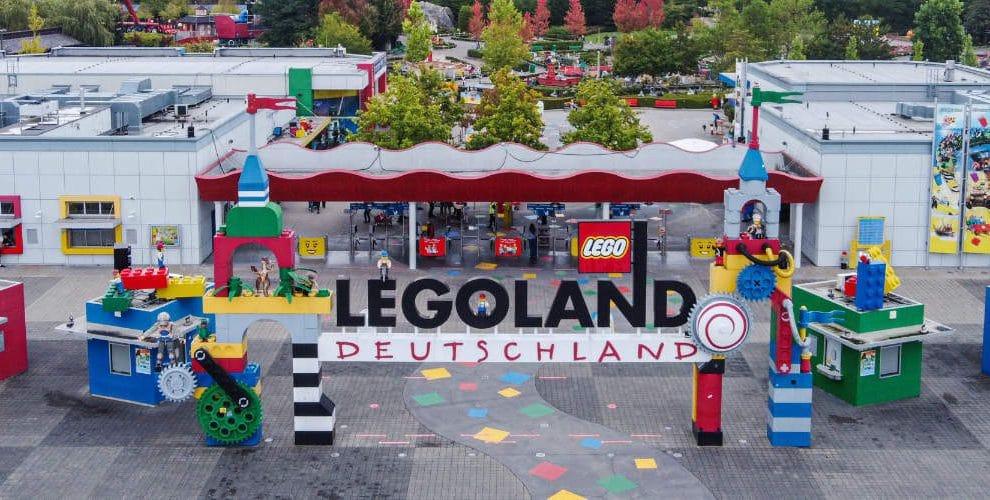 Die Öffnung an den Novemberwochenenden bietet den Besuchern die einmalige Gelegenheit, das LEGOLAND Deutschland Resort im spätherbstlichen Ambiente zu genießen. © Legoland Deutschland Resort
