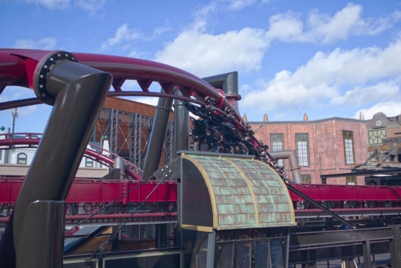 phantasialand fly 1