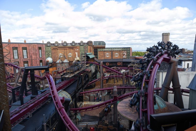 phantasialand fly 3