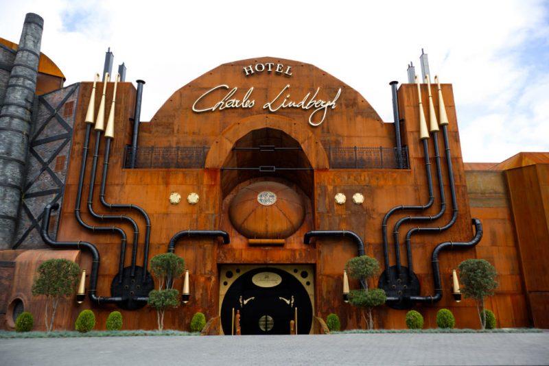 phantasialand hotel charles lindbergh