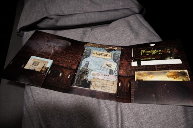 phantasialand hotel charles lindbergh logbook