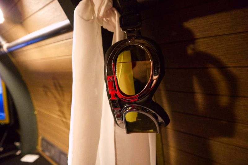 phantasialand hotel charles lindbergh zimmer detail