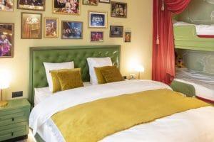 Sehen die Zimmer im Plopsa Hotel nicht wundervoll aus? © Plopsaland De Panne