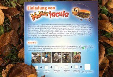 Größer Rätselspaß im Ravensburger Spieleland © Ravensburger