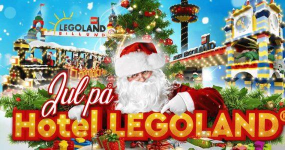 Weihnachten unter COVID-19 Bedingungen im Legoland Hotel © LEGOLAND Billund