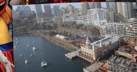 Große Pläne für den Luna Park in Sydney. Rund 30 Millionen AUD werden investiert. © Luna Park