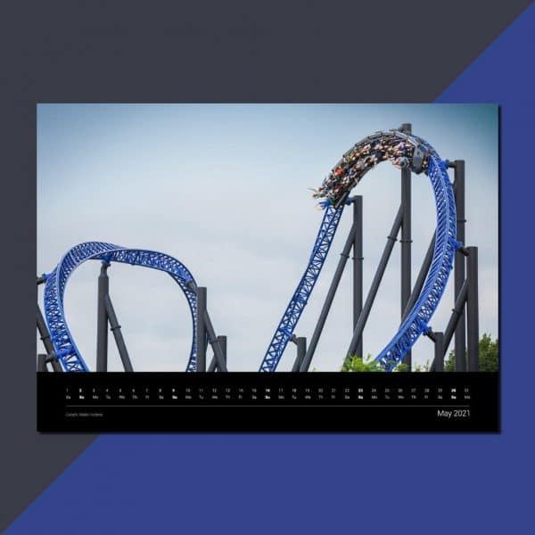 monsieur sky freizeitpark kalender 2021 detail 1