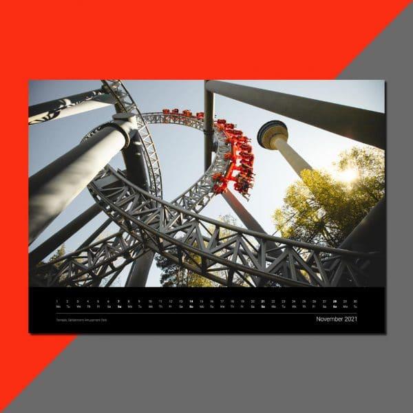 monsieur sky freizeitpark kalender 2021 detail 2