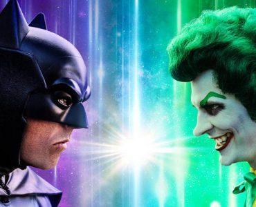 Batman und der Joker warten bereits auf Euch! © Warner Bros. Movie World