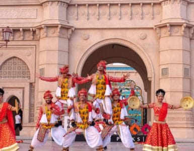 © Bollywood Parks Dubai