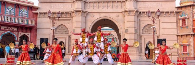 © Bollywood Parks Dubai