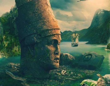 """""""Forbidden Kingdom"""" entführt uns in ein spannendes Abenteuer. © Freizeit-Land Geiselwind / ThemePark-Central.de"""
