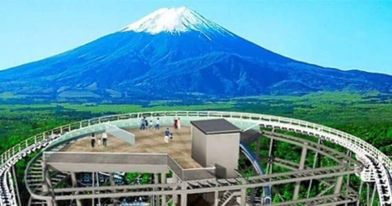 """""""Fujiyama Tower"""" © Fuji-Q"""