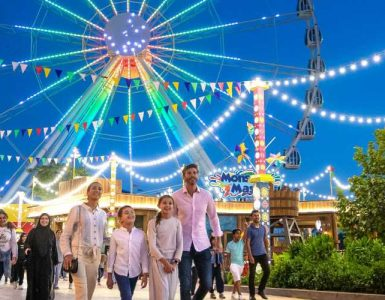 Familienspaß in Bollywood Parks Dubai © Dubai Parks and Resorts