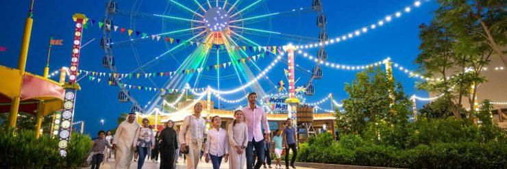 Familienspaß in Bollywood Parks Dubai © Dubai Parks and Resorts